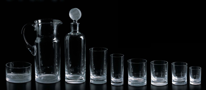 Glas Set from Adolf Loos (1931)