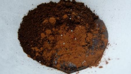 Coffee, Cocoa, Saffron, Honey, Sea Salt.