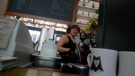 Stumptown Coffee Roasters, New York / Chelsea - 29th Street, Ace Hotel