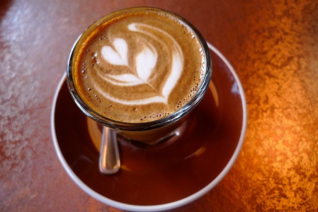 According to Stone Street Coffee, Chelsea, New York