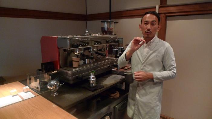 Omotesando Koffee, Shibuya, Tokyo, Japan / Leica D-Lux 4