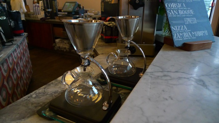 Tea Pour Overs designed for Torrefactum / Torrefacctum, Lafayette, New York, NY / Leica D-Lux 4