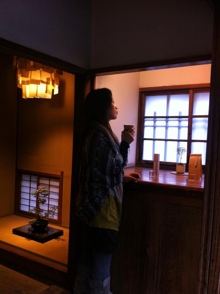 Koffee Omotesando, Omotesando, Tokyo / iPhone 4