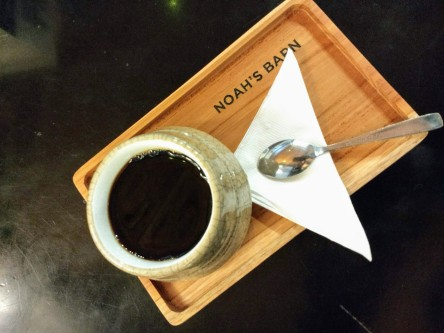 Pour over at Noah's Barn, Bandung, West Java, Indonesia